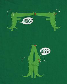 Kiss & Hug!