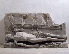 Tombeau du Cardinal Jean de Lagrange, Le Transi, église saint-Martial