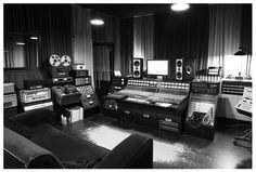 The Atomic Garden Recording Studio | PHOTOS