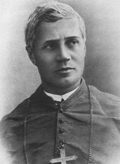happy, happy feast day to my dear Pope Pius X. my hero! (and such a handsome man as bishop of Mantua, no?!) bestfriends :)