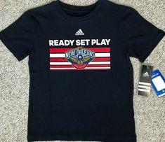 NBA Kids /& Youth Boys Standard Short Sleeve Tee Denver Nuggets-Dark Navy-S 4