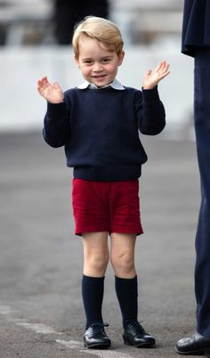 As one of the most recognizable toddlers in modern-day history, Prince George is regularly outfitted with some of the world's top children's designers and the latest trends. But have you ever noticed he always wears shorts? This is why: