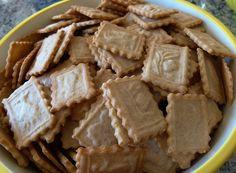 Spekulatius Spiced Cookies