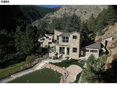 Boulder, CO- a bargain at 1.489 mil; amazing views of Boulder Canyon...