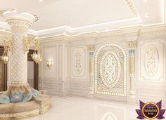 Entrance Design in Dubai, Elegant Entrance Interior, Photo 5