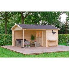 Un abri de jardin - design differents - Archzine.fr | Refuges ...