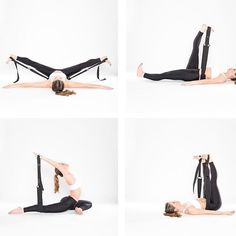 Try these poses with your #Flexistretcher!
