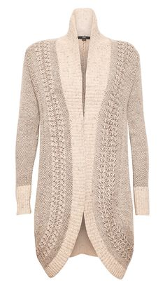 Cardigan... amazing, you could just wrap your whole body in this. oh yes.