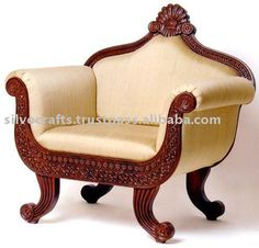 Royal Indian Rajasthani Jodhpur Hand Carved Teak Wooden Sofa Sets U0026 Sofa  Chairs (Carved Furnitures By Classic Silvocrafts)