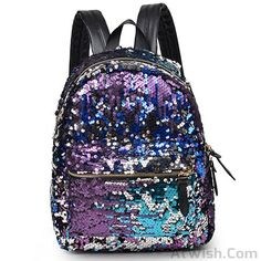 How nice Fashion Shining Sequin Stars Backpack&School Bag ! I want to get it ASAP! Sequin Backpack, Floral Backpack, Mini Backpack, Backpack Bags, Leather Backpack, Stylish Backpacks, Cute Backpacks, Girl Backpacks, School Backpacks
