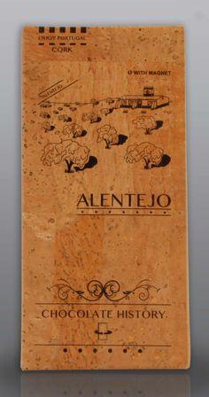 Alentejo  | Chocolate Negro 48% Cacau 125 g