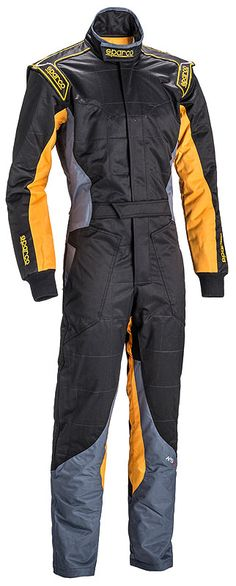 Sparco KS-5 (002328NGRG) Karting, Go Kart, Motorcycle Jacket, Race Racing, Suits, Grey, Link, Board, Ash