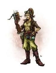fantasy gnome bard - Google Search