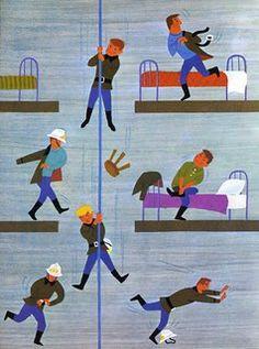 Pinpon le petit pompier - Alain Grée
