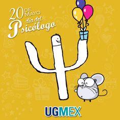 #UGMEX Los felicita en su día! #Psicologos #Psicología #DiadelPsicologo