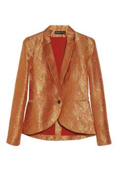 Bright Blazers: 20 Ways To Get That Promotion #refinery29  http://www.refinery29.com/blazers#slide18