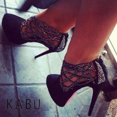 High Heels by Kabu find more women fashion ideas on www.misspool.com