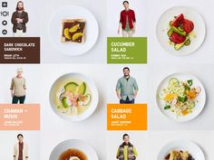 APP HUNT - breakfast + matching outfit? - Uniqlo made this wonderful app and stir fries food, style and music!