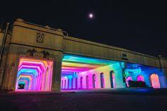 thomaslchen:   The Color Tunnel, Birmingham, AL