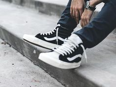 Fear of God x Vans Sk8-Hi - 2016 (by chooseyouravenue)