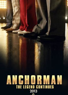 "What to watch for: They said it would never happen. 2004's ""Anchorman: The Legend of Ron Burgundy"" was a modest box office hit but achieved truly legendary status through home video and endless cable reruns. Now the Action News team has reunited for a sequel, and we have no doubt it's gonna feel good."