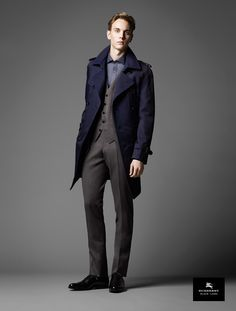 Burberry Black Label Fall/Winter 2013