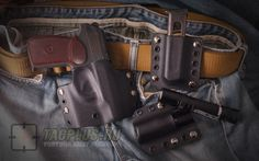 Kydex holster for a Makarov pistol & kydex flashlight sheath Save those thumbs & bucks w/ free shipping on this magloader I purchased mine http://www.amazon.com/shops/raeind No more leaving the last round out because it is too hard to get in. And you will load them faster and easier, to maximize your shooting enjoyment.