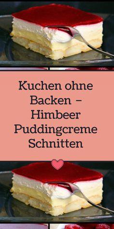 German Cakes Recipes, Best Cake Recipes, Sweet Recipes, Dessert Recipes, Easy Baking Recipes, Almond Cakes, Christmas Baking, Let Them Eat Cake, No Bake Cake