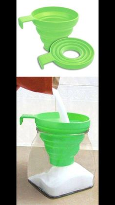 Pop up funnel