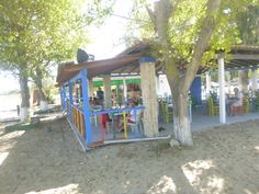 Pláž Bouka (Lefkimmi) - ostrov Korfu