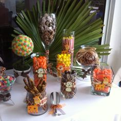 baby shower decorations 377669118752571097 - 15 Trendy Baby Shower Boy Decorations Safari Birthday Parties Source by Jungle Theme Birthday, Baby Boy 1st Birthday Party, Birthday Parties, Deco Baby Shower, Baby Boy Shower, Baby Showers, Baby Shower Decorations For Boys, Baby Shower Themes, Shower Ideas
