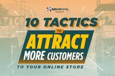 #WebDesign #Marketing #SEO 10 Awesome Tactics to Attract More Customers to Your Online Shop:  http://pic.twitter.com/Vhdv1yfLGS   Web Dev Pro (@Web_improve) August 20 2016