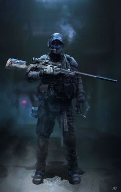 Airsoft hub is a social network that connects people with a passion for airsoft. Talk about the latest airsoft guns, tactical gear or simply share with others on this network The Sniper, Modern Warfare, Armas Wallpaper, Ps Wallpaper, Post Apocalyptic Fashion, Military Special Forces, Future Soldier, Art Anime, Post Apocalypse