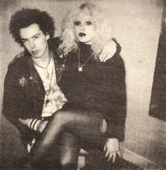 sid vicious nancy spungen