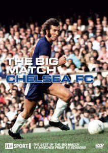 Chelsea Big Match DVD £7.75