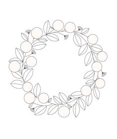 Hand Embroidery Patterns Flowers, Basic Embroidery Stitches, Embroidery Flowers Pattern, Embroidery Hoop Art, Hand Embroidery Designs, Wreath Drawing, Decoration, Needlepoint Patterns, Cross Stitch Embroidery