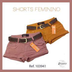 Shorts da Fargaz!