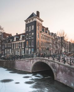 6 Dreamy Winter Destinations in Europe (With Travel Guides) - Find Us Lost Day Trips From Amsterdam, Amsterdam Travel, Romantic Vacations, Romantic Getaway, Europe Travel Tips, Travel Guides, European Road Trip, Winter Destinations, European Destination