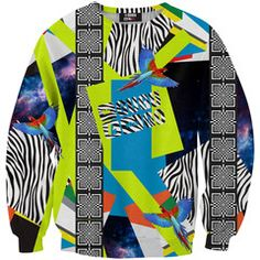 200000 hip collage sweater