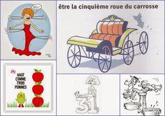 Le blog de Cathnounourse: expressions idiomatiques avec les chiffres Expressions, Comics, Blog, Compound Words, Language, Animaux, Color, Blogging, Cartoons