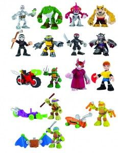 Playmates Toys #TMNT Pre-Cool Figures, Vehicles, & Playsets http://www.toyhypeusa.com/2014/07/19/playmates-toys-tmnt-pre-cool-figures-vehicles-playsets/ #NickTurtles