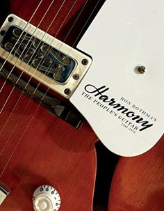 11 Best harmony guitars images in 2014 | Harmony guitars ... Harmony H Wiring Diagram on