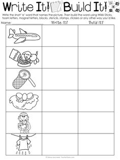 This short 'e' vowel MEGA activity pack is jam-packed full of fun activities! These pages cover concepts related to the short 'e' vowel such as CVC patterns, short 'e' vs. long 'e' vowel sounds, rhyming words, and more. #TpT #TeacherGems #LanguageArts #ShortVowels