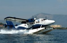 Sea planes tours by Trigilidas travel