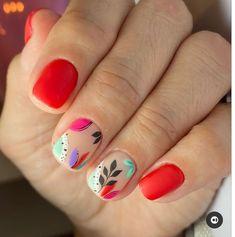 Hot Nails, Hair And Nails, Gel Manicure Designs, Girls Nail Designs, Minimalist Nails, Nail Art, Dream Nails, Stylish Nails, Nails Inspiration