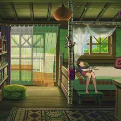 When marnie was there | Those subtle days we're time sways a gentle tune.  #anime #animemovie #ghiblifilms #studioghibli #hayaomiyazaki #childhoodmovie #ghibli #porcorosso #animescenery #scenery #isaotakahata #howlsmovingcastle #whenmarniewasthere by spiritedaway.howlsmovingcastle