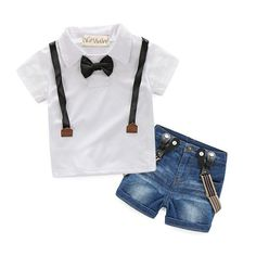 Bebone Kid Boy Trouser Summer Jeans Shorts