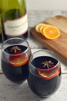 Looking for a good mulled wine recipe? This crockpot wine is the best to serve during those colder winter months. Mulled wine just makes your heart sing (holiday cocktails wine) Slow Cooker Recipes, Crockpot Recipes, Cooking Recipes, Crockpot Drinks, Wine Deals, Winter Drinks, Wine Parties, In Vino Veritas, Yummy Drinks