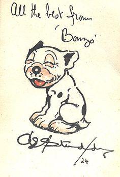 Studdying with Bonzo; A Site Dedicated to Bonzo Dog and George Studdy