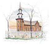 Williamsburg Bruton Parish, P. Buckley Moss